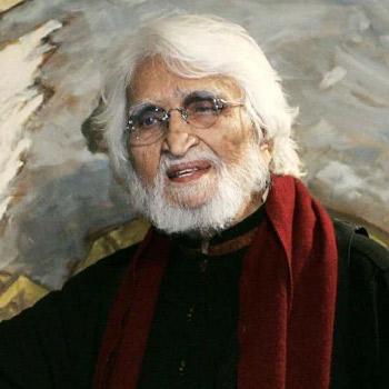 M. F. Husain